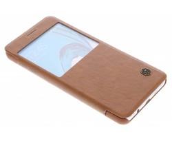 Nillkin Qin Leather Case met venster Galaxy A7 (2016)