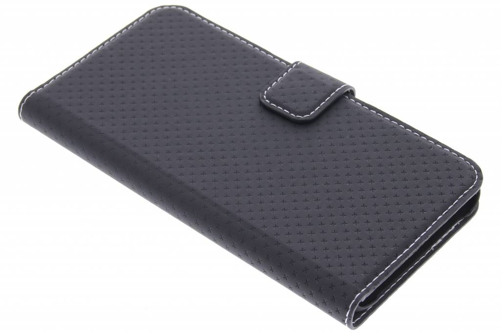Muvit Wallet Folio Elegant Case voor de Samsung Galaxy S6 - zwart