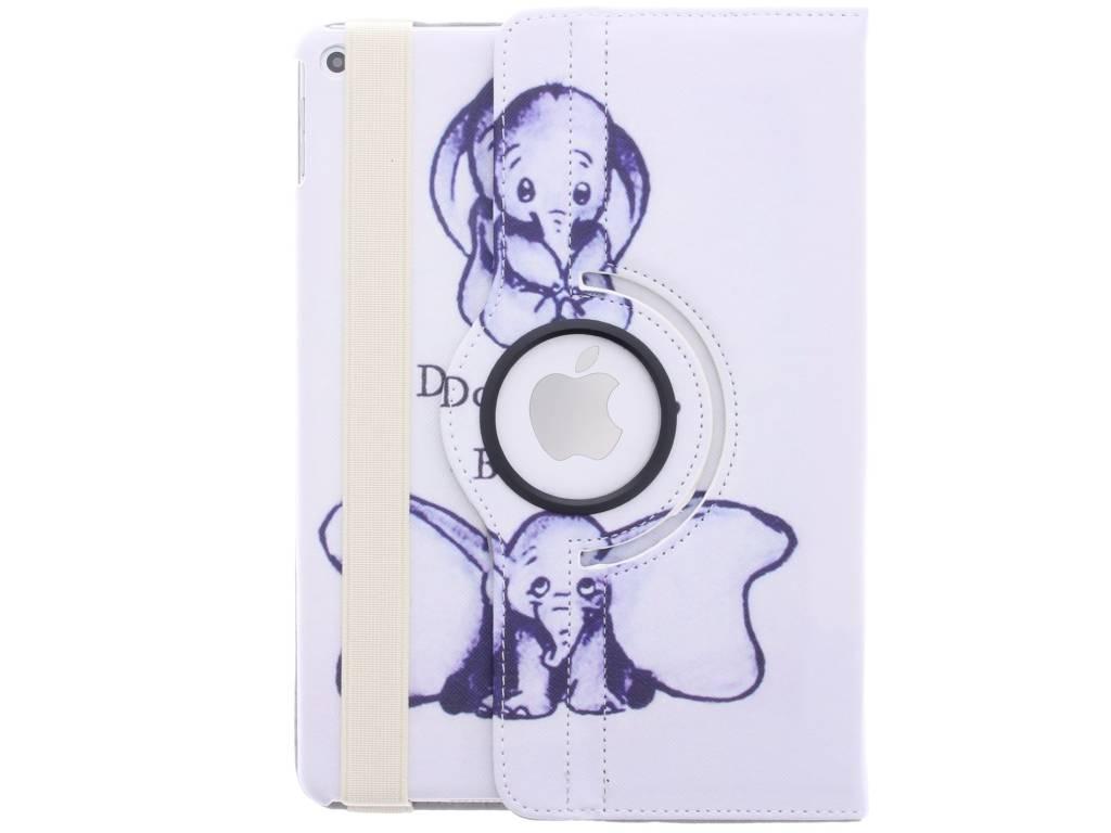 360 ° En Rotation Ne Vous Inquiétez Pas Être Heureux Manchon De Tablette De Conception Pour L'ipad 2 D'air 3G9ooOh53