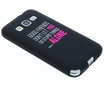 Glow in the dark TPU case Samsung Galaxy Core Prime