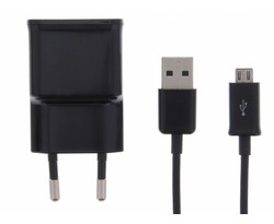 Samsung Adapter 2A + Micro-USB naar USB-kabel 1 meter