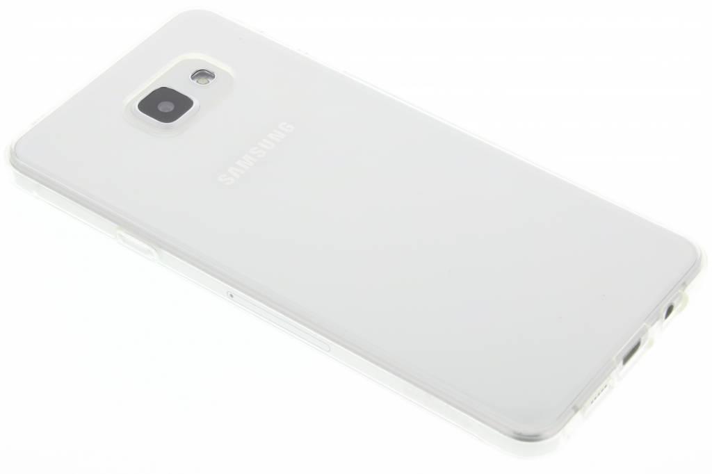 Spigen Liquid Crystal Case voor de Samsung Galaxy A7 (2016)