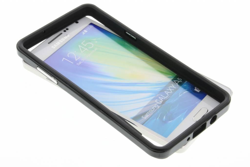 Zwarte bumper voor de Samsung Galaxy A5