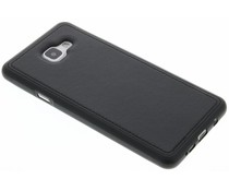 Lederen TPU case Samsung Galaxy A7 (2016)