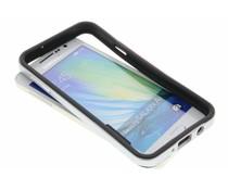Zilveren bumper Samsung Galaxy A3