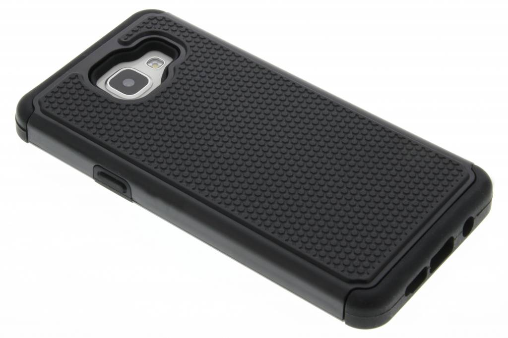 Zwarte ruggedized case voor de Samsung Galaxy A5 (2016)