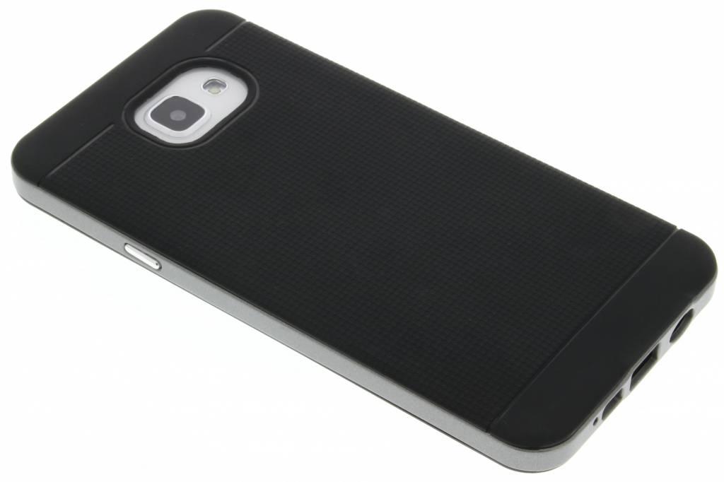 Grijze TPU Protect case voor de Samsung Galaxy A7 (2016)