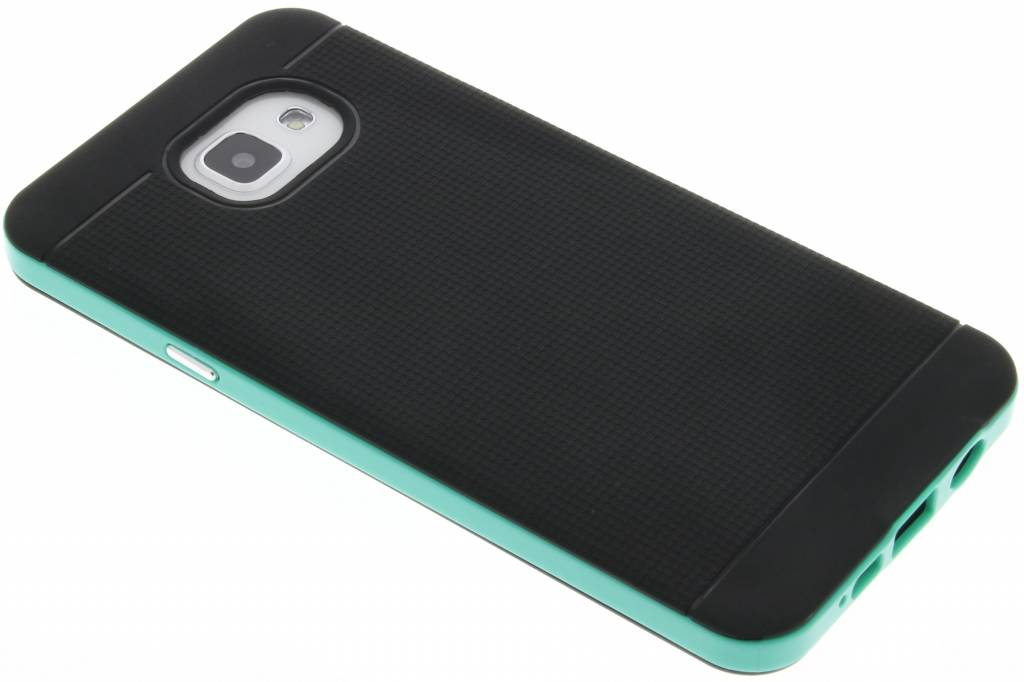 Mintgroene TPU Protect case voor de Samsung Galaxy A7 (2016)