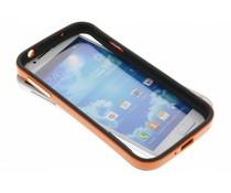 Oranje bumper Samsung Galaxy S4