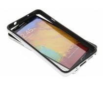 Zilver bumper Samsung Galaxy Note 3