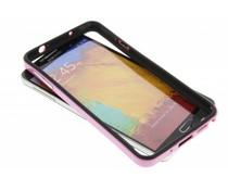 Roze bumper Samsung Galaxy Note 3