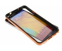 Oranje bumper Samsung Galaxy Note 3