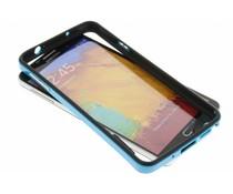 Blauw bumper Samsung Galaxy Note 3