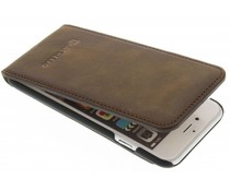 Barchello Smart Flip iPhone 6 / 6s - Antic Coffee