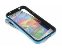 Blauw bumper Samsung Galaxy S5 Mini