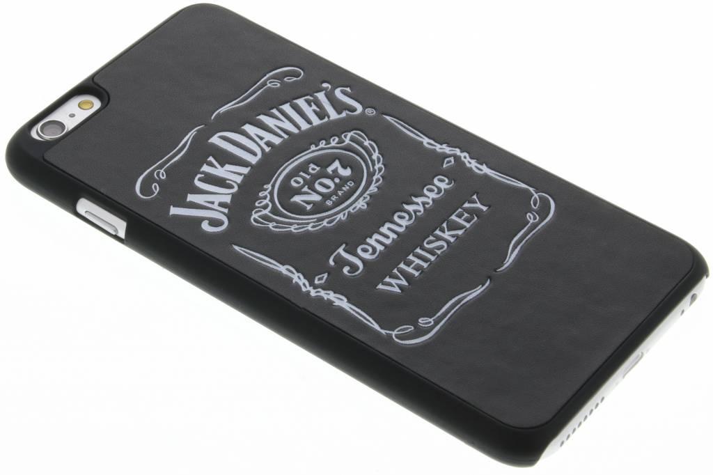 Jack Daniel's leder look hardcase hoesje voor de iPhone 6(s) Plus