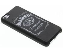 Jack Daniel's leder look hardcase hoesje iPhone 5c