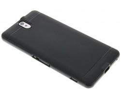 Zwart TPU Protect case Sony Xperia C5 Ultra