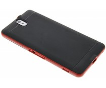 Rood TPU Protect case Sony Xperia C5 Ultra