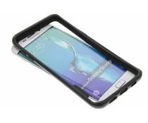 Zwart bumper Samsung Galaxy S6 Edge Plus