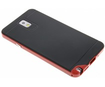 Rood TPU Protect case Samsung Galaxy Note 3