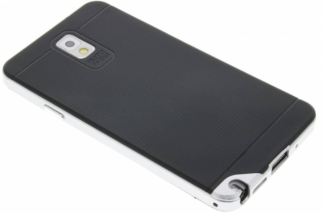 Witte TPU Protect case voor de Samsung Galaxy Note 3