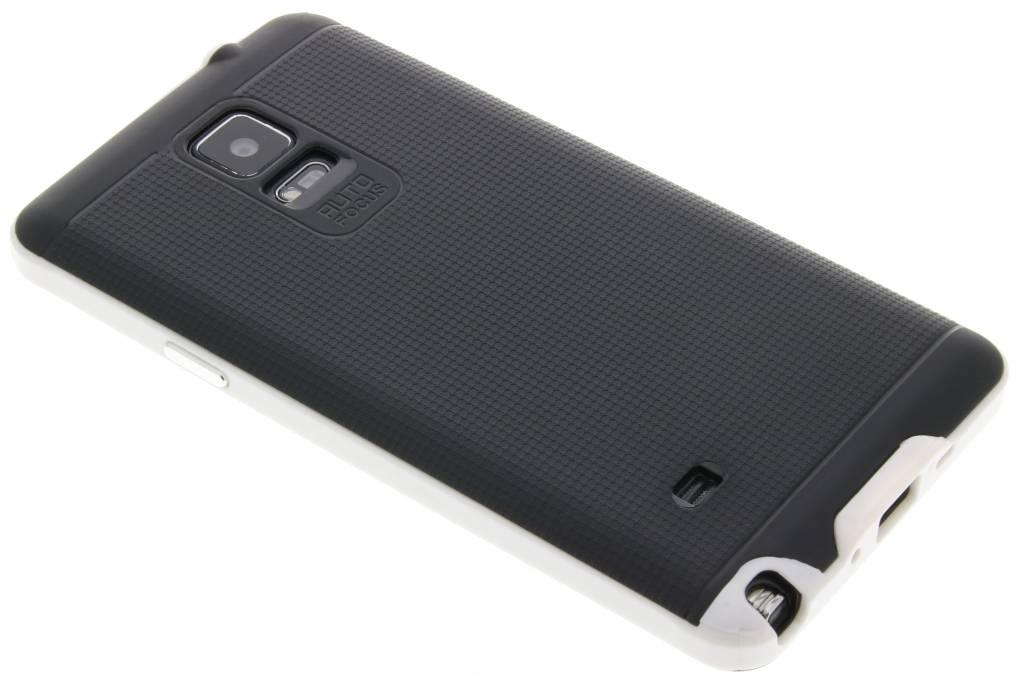 Witte TPU Protect case voor de Samsung Galaxy Note 4