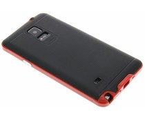 Rood TPU Protect case Samsung Galaxy Note 4