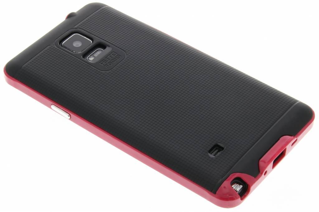 Fuchsia TPU Protect case voor de Samsung Galaxy Note 4