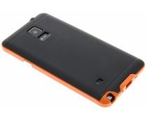 Oranje TPU Protect case Samsung Galaxy Note 4