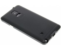 Zwart TPU Protect case Samsung Galaxy Note 4
