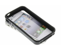 Zwart bumper iPhone 4 / 4s