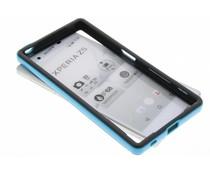 Blauw bumper Sony Xperia Z5