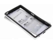 Zilver bumper Sony Xperia Z5