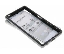 Grijs bumper Sony Xperia Z5