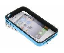 Blauw bumper iPhone 4 / 4s