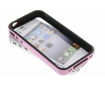 Roze bumper iPhone 4 / 4s