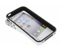 Zilver bumper iPhone 4 / 4s