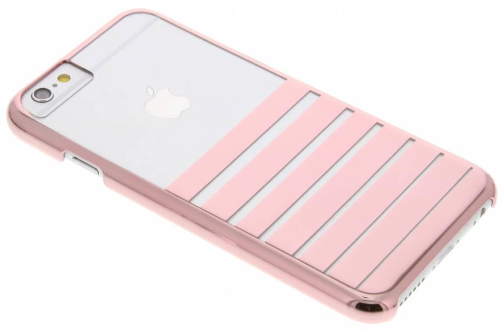 X-Doria Stripes Cover voor de iPhone 6 / 6s - Rose Gold