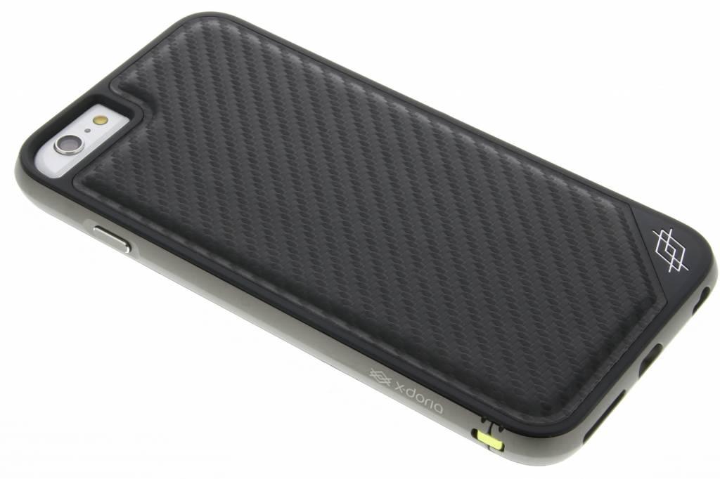 X-Doria Defense Lux Cover voor de iPhone 6(s) Plus - Black