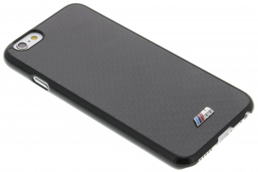 BMW M Carbon Effect Hard Case voor de iPhone 6 / 6s - Black