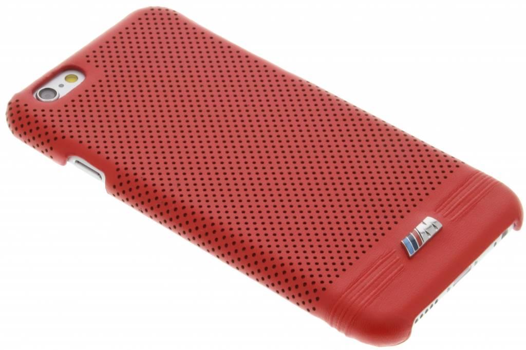 Image of M Adrenaline Embossed Hard Case voor de iPhone 6 / 6s - Red