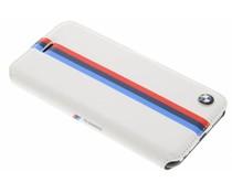 BMW Booktype Case Split Tricolor iPhone 6 / 6s - White