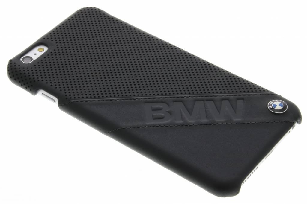 Image of Hard Case Slanted Logo voor de iPhone 6(s) Plus - Black