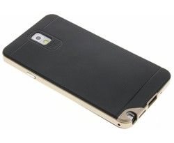 Goud TPU Protect case Samsung Galaxy Note 3