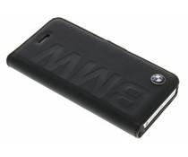 BMW Booktype Case Debossed Logo iPhone 5 / 5s / SE