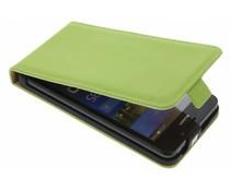 Selencia Luxe Flipcase Huawei Y635 - Groen