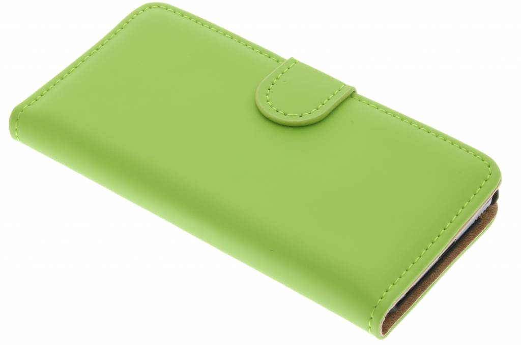 Selencia Luxe Book Case voor de iPod Touch 5g / 6 - Groen