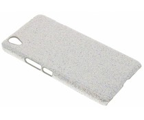 Zilver glamour design hardcase hoesje OnePlus X