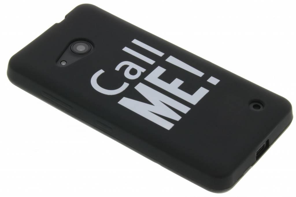 Call me glow in the dark TPU case voor de Microsoft Lumia 550